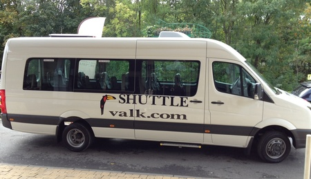 Shuttle to Charleoi Airport